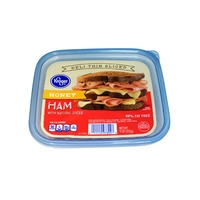 Kroger Thin Sliced Deli Honey Ham