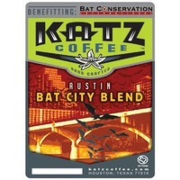 Katz Coffee Katz Bat City Blend Coffee