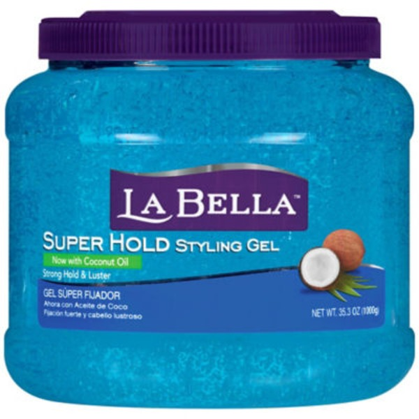 La Bella Super Hold Styling Gel