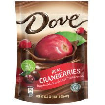 Dove Real Cranberries, 17.0 oz