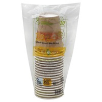 World Centric Paper Cups, 12 oz