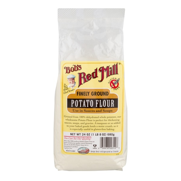 Bob's Red Mill Finely Ground Potato Flour