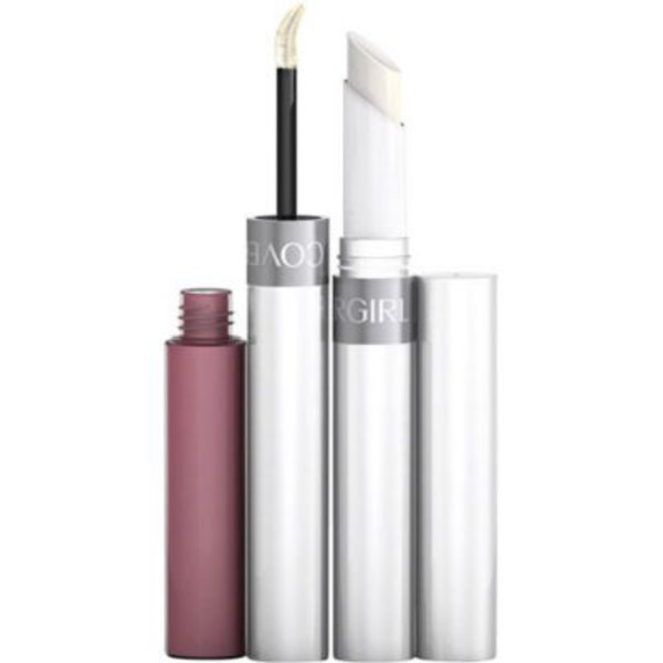 CoverGirl Outlast COVERGIRL Outlast All-Day Moisturizing Lip Color, Blushed Mauve .13 oz (4.2 g) Female Cosmetics