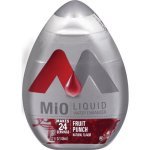 Mio Liquid Water Enhancer, Fruit Punch, 1.62 Fl Oz, 1 Count