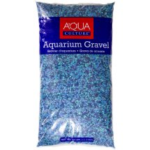 Aqua Culture Caribbean Aquarium Gravel, 25 lbs