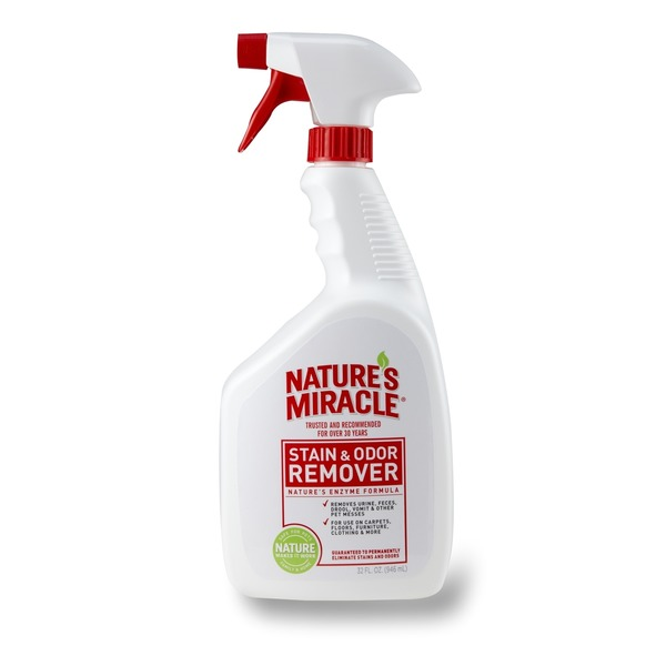 Nature's Miracle Stain & Odor Remover Spray