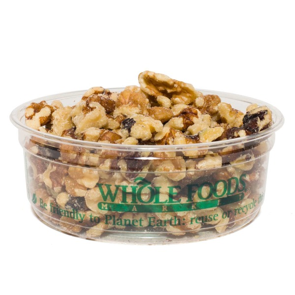 Bulk Halves And Pieces Raw Walnuts