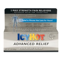 Icy Hot Advanced Relief Pain Relief Cream, 2.0 OZ
