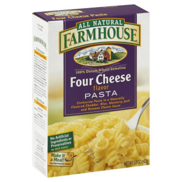 Farmhouse Pasta Four Cheese Flavor