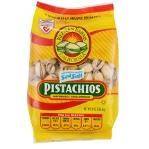 Wonderful® Roasted & Salted Pistachios 8 oz. Bag