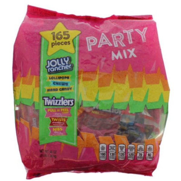 Hershey Jolly Rancher & Twizzler Party Mix