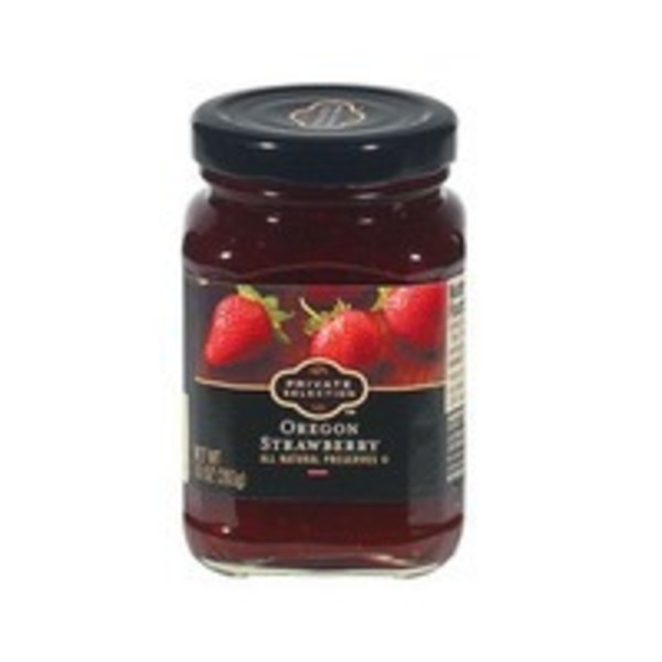 Kroger Private Selection Oregon Strawberry Preserves