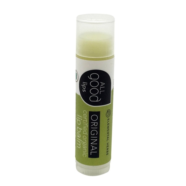 Elemental Herbs Original All Good Lips Lip Balm