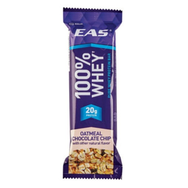 Eas 100% Whey 100% Whey Oatmeal Chocolate Chip Protein Bar