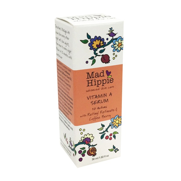 Mad Hippie Vitamin A Facial Serum