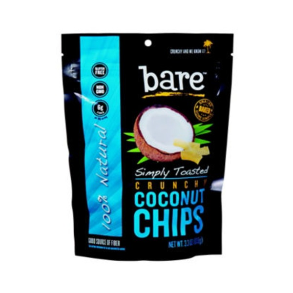 Bare Toasted Coconut Chips