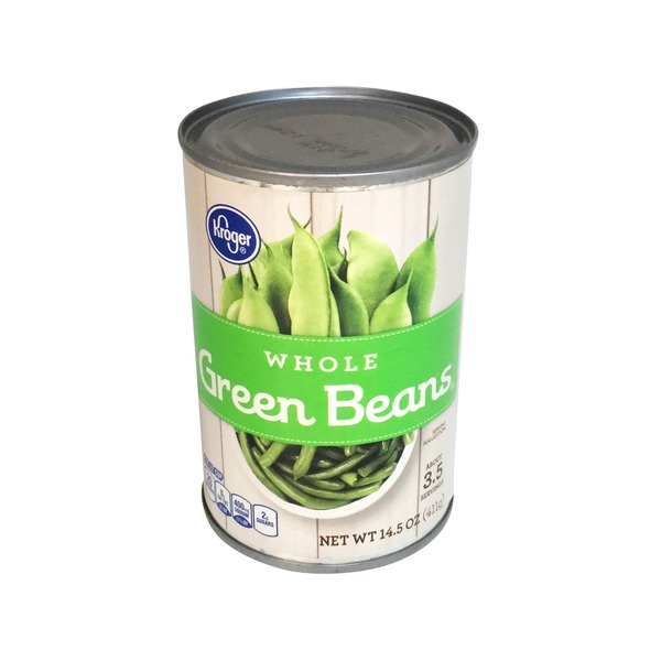 Kroger Whole Green Beans
