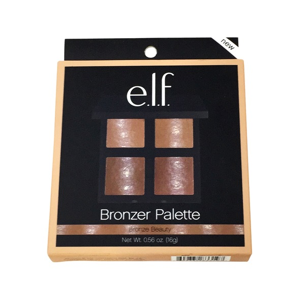 E.L.F. Bronzer Medium Multi Color