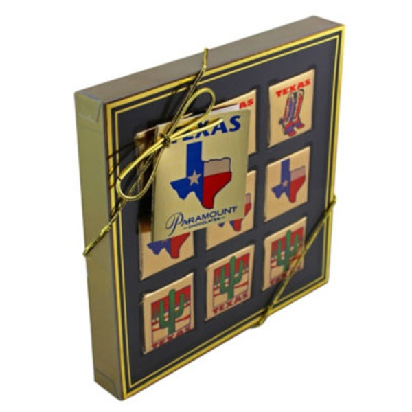 Astor Texas Scenes Choco Box