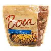 Boca Ground Made with Non-GMO Soy Vegan Soy Protein Crumbles