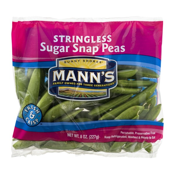 Mann's Sugar Snap Peas Stringless