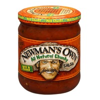 Newman's Own Mild All Natural Chunky Salsa