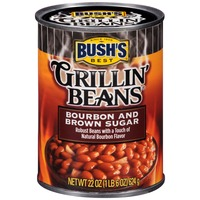 Bush's Best Grillin' Beans Bourbon & Brown Sugar Baked Beans