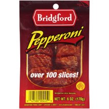 Bridgford Pepperoni, 6 Oz