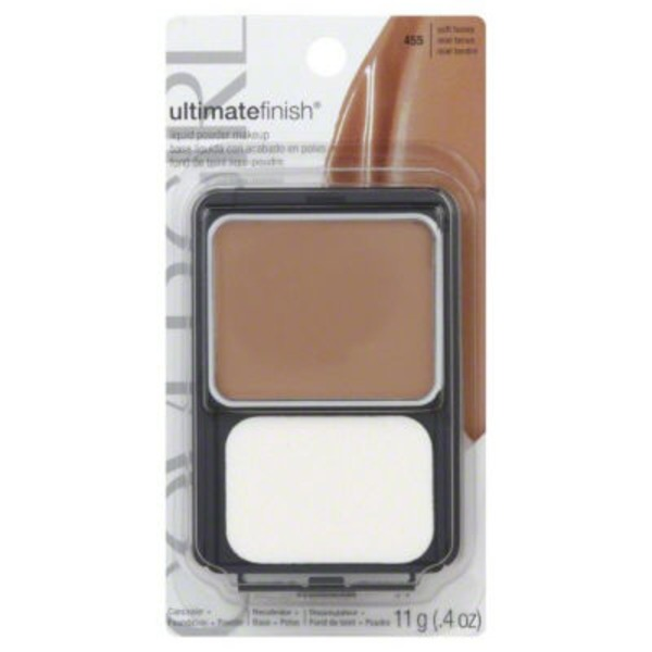 CoverGirl Outlast All Day COVERGIRL Outlast All-Day Ultimate Finish 3-in-1 Foundation Makeup Soft Honey .4 oz (11 g) Female Cosmetics