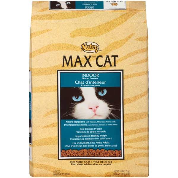 Nutro Max Cat Indoor Weight Control Cat Food