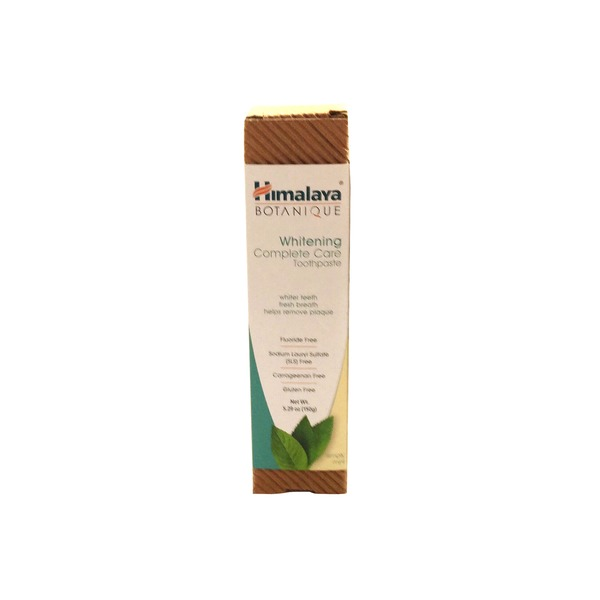 Himalaya Herbals Mint Whitening Complete Care Toothpaste