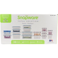 Snapware Plastic Food Storage Set