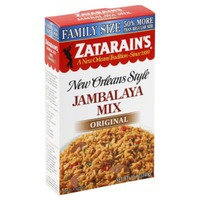 Zatarain's Jambalaya Original Rice Mix