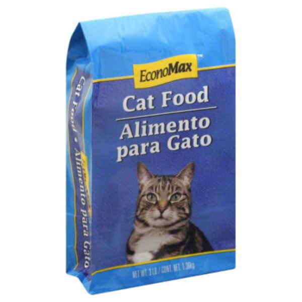 Economax Dry Cat Food