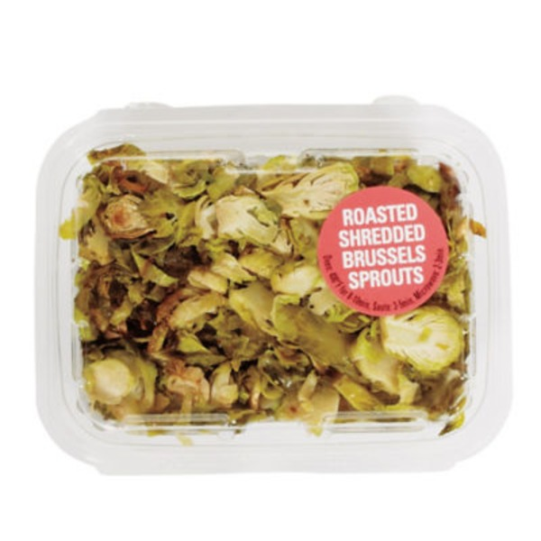 H-E-B Roasted Shredded Brussels Sprouts