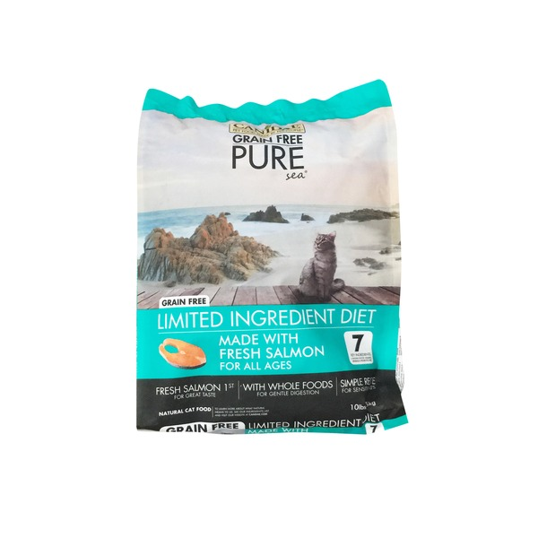 Canidae Grain Free Pure Sea Adult Cat Food Made with Fresh Salmon
