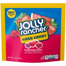 JOLLY RANCHER AWESOME REDS Hard Candy Assortment, 13 Ounces