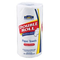 Hill Country Essentials Big Roll Invent A Size Paper Towel