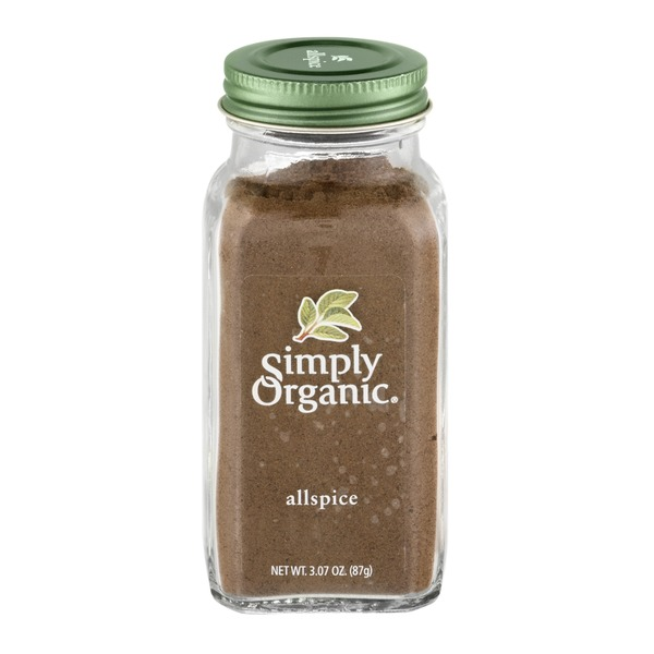 Simply Organic Seasoning Allspice