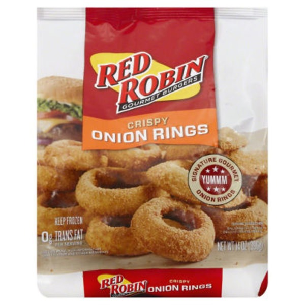 Red Robin Crispy Onion Rings