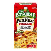Chef Boyardee Pepperoni Pizza Maker, 16.17 oz