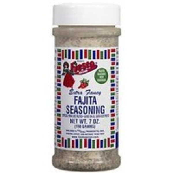 Fiesta Extra Fancy Salt Free Fajita Seasoning