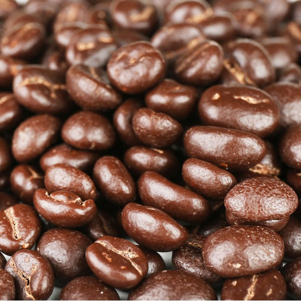 SunSpire Dark Chocolate Espresso Beans