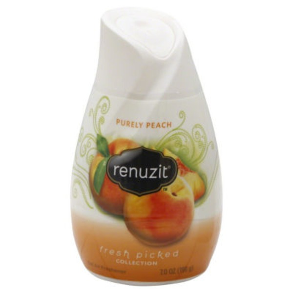 Renuzit Fresh Picked Collection Purely Peach Air Freshener