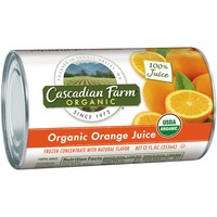 Cascadian Farm Organic Orange Frozen Concentrate 100% Juice