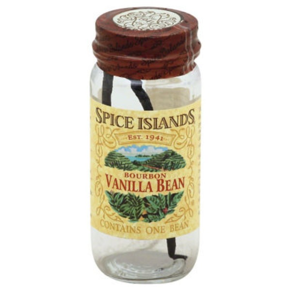 Spice Islands Bourbon Vanilla Bean