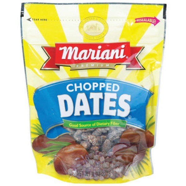 Mariani Chopped Dates
