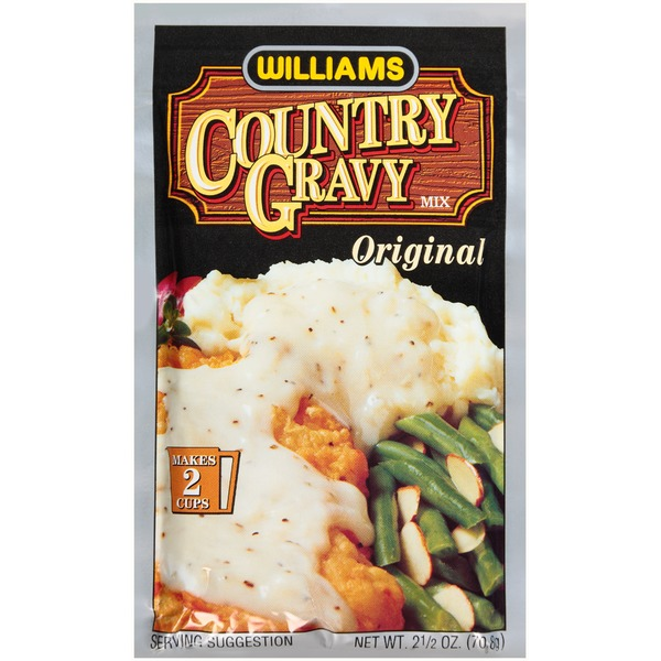 Williams Country Original Gravy Mix
