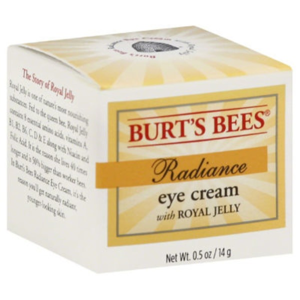 Burt's Bees Radiance Eye Cream