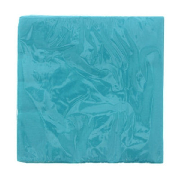 Unique Caribbean Teal Lunch Napkin